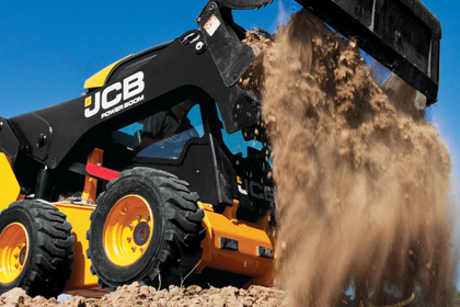Chargeur compact jcb agri manuland