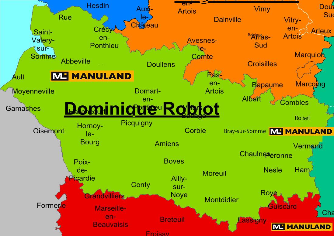 Dominique roblot manuland