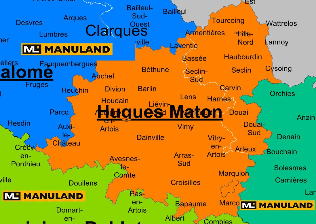 Hugues maton manuland
