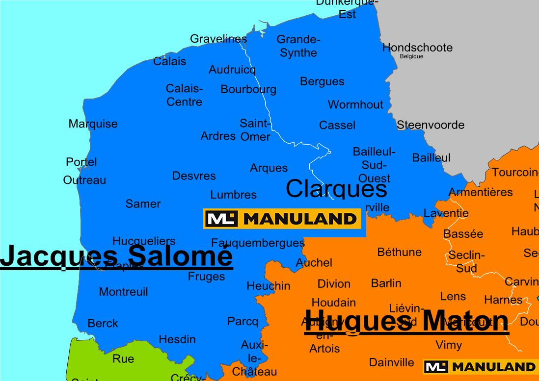Jacques salome manuland